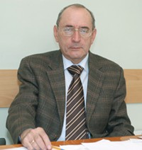 The  head of the department - Corresponding member of the National Academy of Sciences of Ukraine  Ihor Vasylyovych Stasyuk